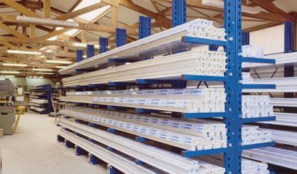 CANTILEVER MEZZALP STOCK PVC RHONE
