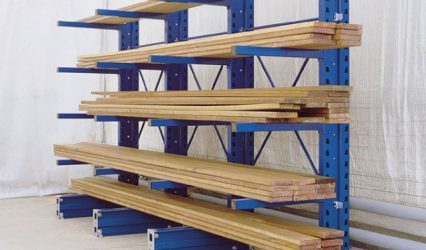 RAYONNAGE CANTILEVER MEZZALP OULLINS